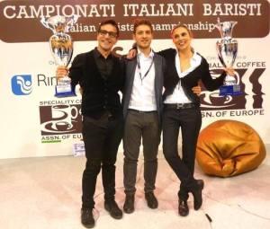 i tre campioni