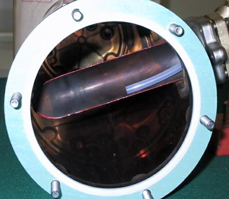 gruppo a contatto boiler