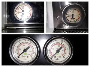 indicatori pressione