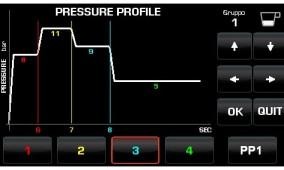 m100 pressure