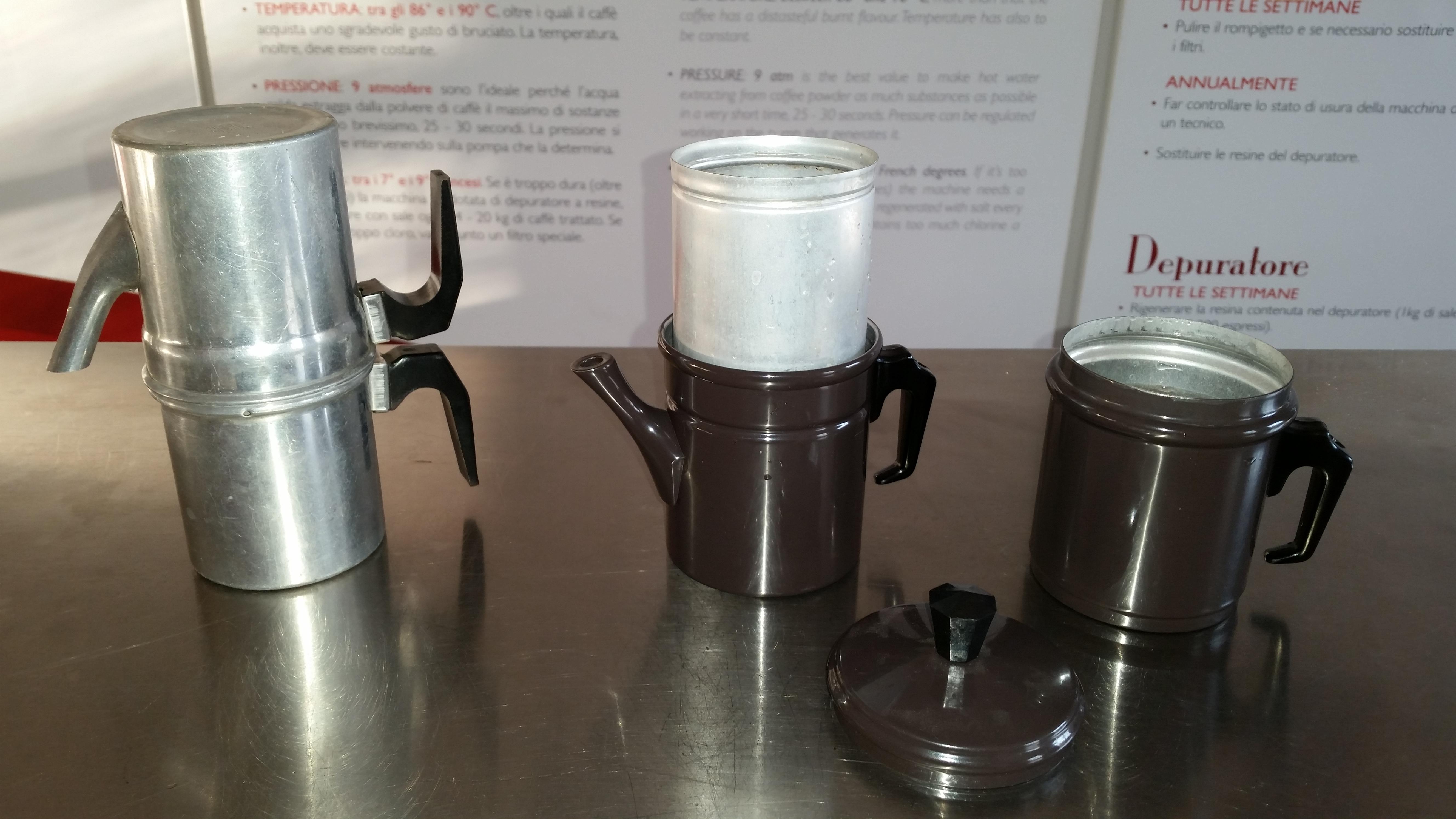 Moka napoletana offerte e risparmia su ondausu for Caffettiera napoletana alessi