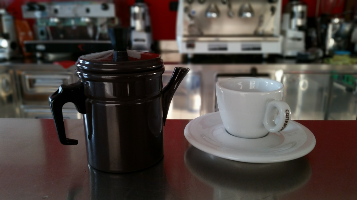 PAUSA CAFFE'...NAPOLETANA!
