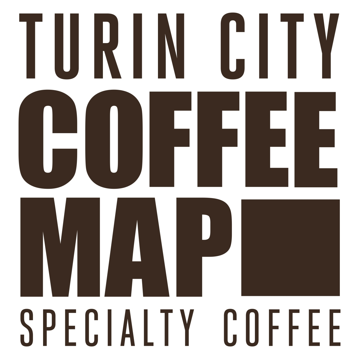 TURIN CITY COFFEE MAP SPECIALTY COFFEE