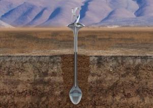 acqua turbina