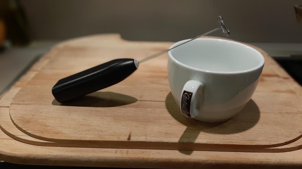 cappuccino frullino