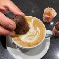 Mini muffin al cacao… con basso indice glicemico!